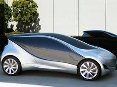 Mazda Kiyora Concept (2008) Silver Car