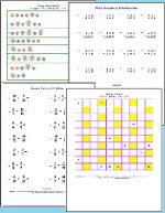Homeschool Math - free math worksheets, lessons, ebooks, curriculum guide, and more