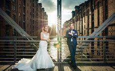 Hochzeitsfotos Speicherstadt