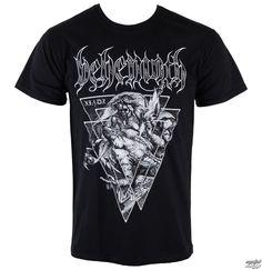 t-shirt metal men Behemoth Behemoth PLASTIC HEAD PH9214