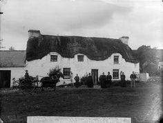 Parcrhydderch, Llangeitho, Cymru [ca. 1885]