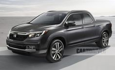 2017 Honda Ridgeline: 25 Cars Worth Waiting For – Feature – Car and Driver