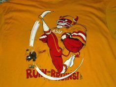 1987 ARIZONA STATE VS UCLA College Football vintage shirt NICE large Sun Devils #ArizonaStateSunDevils