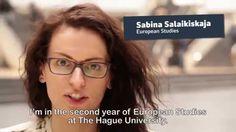European Studies - Hague University of Applied Sciences (ENG)
