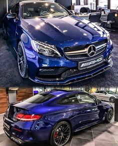 AMG C63S Coupe