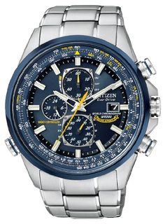 14938f45baf Automatic time in 26 world cities  radio-controlled accuracy in 5 zones.  second chrono measures up to 60 minutes