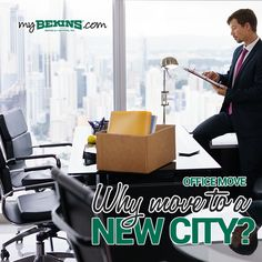 Even though moving to a new city can be hard, it can also be a fantastic opportunity to grow your business. Bekins has helped many successful businesses move to a new city. Here are a few reasons why it could be an excellent idea. Office Moving, Thing 1, New City, Growing Your Business, Opportunity