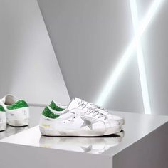 db0f76b155f Schoenen Golden Goose Dames Superstar Glitter Sneakers Sale - G03WS990.F14