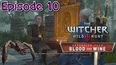 A deep conversation -  Witcher 3 Blood and Wine Episode 10