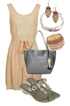 Cruise Control: Pretty Wisdom.  When you want to look like the princess you are, even when you're not going to a fancy event, this is the outfit for you! Pretty, casual, perfect!