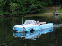 amphibious vehicles for sale | Unusual Amphibious Vehicles | Unusual Corner