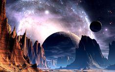 alien landscapes - Google Search