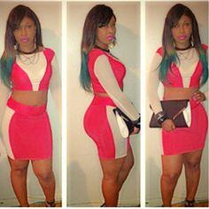 Online Shop 2014 women's elegant Bodycon Dress Lady Evening night club outfit summer wear Bandage dress two piece top|Aliexpress Mobile