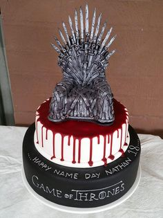 Game of Thrones Cake