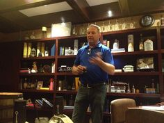 Bernie Lubbers Worldwide Ambassador with Heaven Hill Brands, October 2015 Bourbon, Liquor Cabinet, October, Heaven, Magic, Dinner, Home Decor, Bourbon Whiskey, Dining