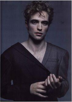 Robert Pattinson en portada de Numéro Homme Spring-Summer 2016