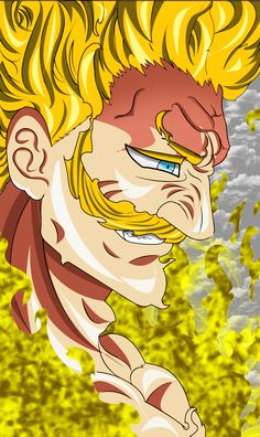 Nanatsu No Taizai Cap 328 - Escanor The One by natanporno on DeviantArt Chibi Anime, Anime Art, Escanor Seven Deadly Sins, Naruto Games, Pokemon Champions, Seven Deady Sins, Anime Monsters, Funny School Memes, Hunter Anime