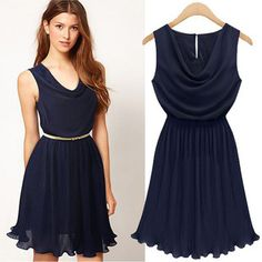 Cheap clothes summer, Buy Quality dress up fashion clothes directly from China chiffon short dresses Suppliers: As this item is quite popular, we have enhance the quality and the package of it. So the price is a little higher New Fashion, Fashion Beauty, Fashion Outfits, Fashion Clothes, Western Dresses For Women, Dresses 2013, Short Dresses, Stylish Dresses, Summer Outfits