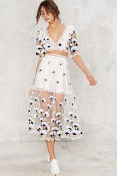 Asilio Watch and Will Cutout Dress - Dresses Boho Hippie fd04eba2f1be