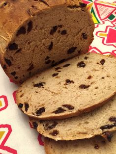 This homemade cinnamon raisin bread is made from start to finish in a bread machine! All you need to do to create this delicious bread is to add the ingredients to a bread machine and … #Vegetarianrecipesforalltastes