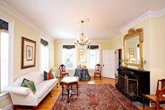 Historic Judge William Thomas House c.1893 - Living Room