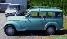 Renault Juvaquatre - Le blog de alexrenault