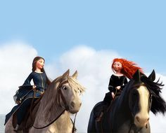 my gif brave The Big Four merida httyd hiccup Elinor Fergus rise of the brave tangled dragons gifseries: the big four stoick the vast bamf elinor is my favourite elinor Disney Pixar, Walt Disney, Cute Disney, Disney And Dreamworks, Disney Girls, Disney Art, Disney Stuff, Brave Merida, Pinturas Disney
