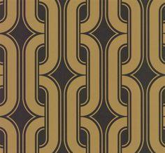 Lavaliers Wallpaper cir. 1975  Little Greene