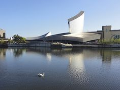 The Imperial War Museum, Salford