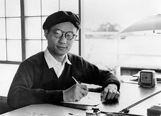 """November Osamu Tezuka is born. At eighteen he writes and illustrates """"New Treasure Island,"""" a tale of pirates and gold that introduces a whole new style of manga (Japanese comics). Tezuka has been called """"The god of manga. Manga Artist, Comic Artist, The Frankenstein, Love Is Everything, Astro Boy, Amazon Prime Video, Treasure Island, People Art, Manga Comics"""
