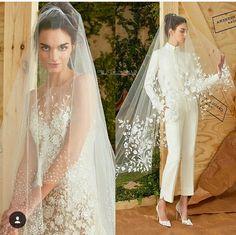 Outfits para novias arriesgadas y diferentes