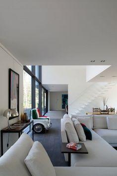 Francisca Hautekeete Architectuur - House DW - Hoog □ Exclusieve ...