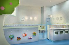 Interior Design By Dana Shaked - Kindergarten