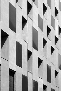 David Chipperfield / Barcelona - interesting tones and shapes/ not very warm/ no depth of meaning
