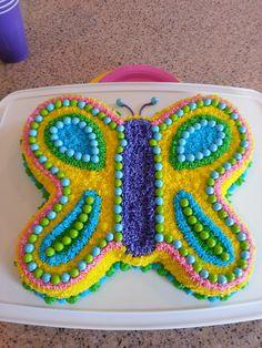 Butterfly Cake (Avvie 5)