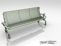 Two guys design - bench with pisitive vibration...