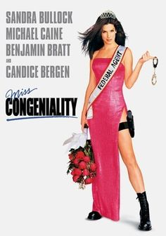 Miss Congeniality made Sandra Bullock as the queen of romantic comedy. The movie, about a FBi agent forced to go undercover as a beauty pageant participant. I thought the movie was funny and well written. In comedy, timing is everything and Bullock's comedy timing was impeccable. Definitely worth watching.