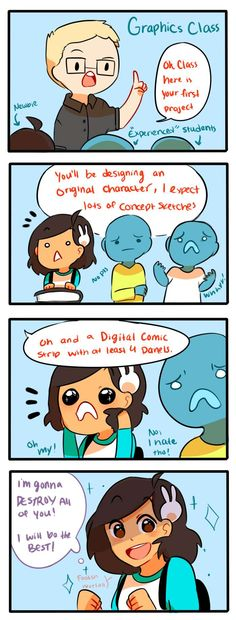 Anti-Social Media :: 38: Competitiveness | Tapastic Comics - image 1