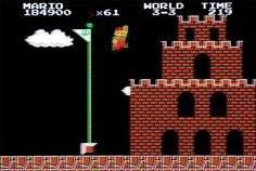 Celebrate 30 years of Super Mario Bros. with some tricks and glitches