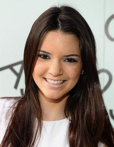 I love her makeup!! Kendall Jenner