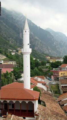 Kruja Basar Moschee, Kruja, Albania