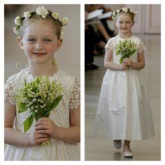 Los 'looks' de fiesta más bonitos para mantener a las princesas calentitas en las bodas de otoño - Foto 1