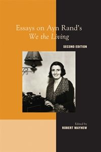 """Love """"We The Living?"""" This is the first book-length study of Ayn Rand's first novel, which was published in 1936—ten years after she left Soviet Russia, and during America's """"Red Decade."""" Essays deal with historical, literary and philosophical themes. Sample chapters: """"Parallel Lives: Models and Inspirations for Characters in We the Living,"""" """"Russian Revolutionary Ideology and We the Living,"""" and """"Forbidding Life to Those Still Living."""""""