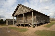 Picture of the Horreum (granary)
