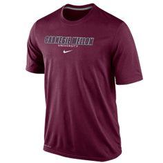 T-Shirt: Nike Performance Maroon