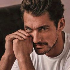 David Gandy, love the look on his face!