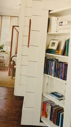 Hiding Spots, Home Remodeling, Tall Cabinet Storage, Bookcase, Shelves, Sleeping Beauty, House, Furniture, Home Decor