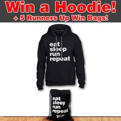 Win The Ultimate Running Hoodie!