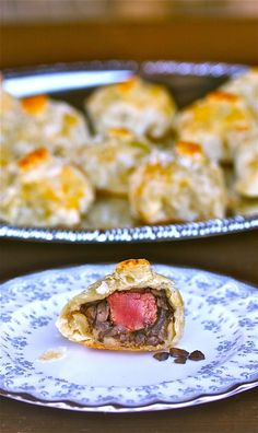 Salt-Crusted Mini Beef Wellingtons   The Hopeless Housewife