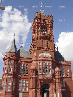 Cardiff Bay stock photo 58784426 - iStock - iStock ES
